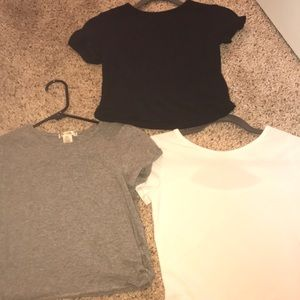 3 shirt bundle